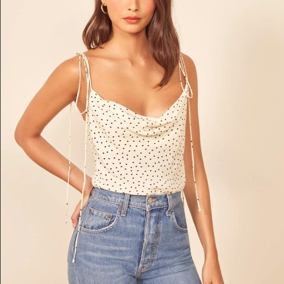 Reformation - Leah Top